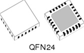 iC-GF QFN24-Sample