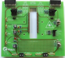 iC-HG HG2D Host Adapter for HG2M Module with Heatsink