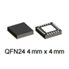 iC-HTG QFN24-4X4 Sample